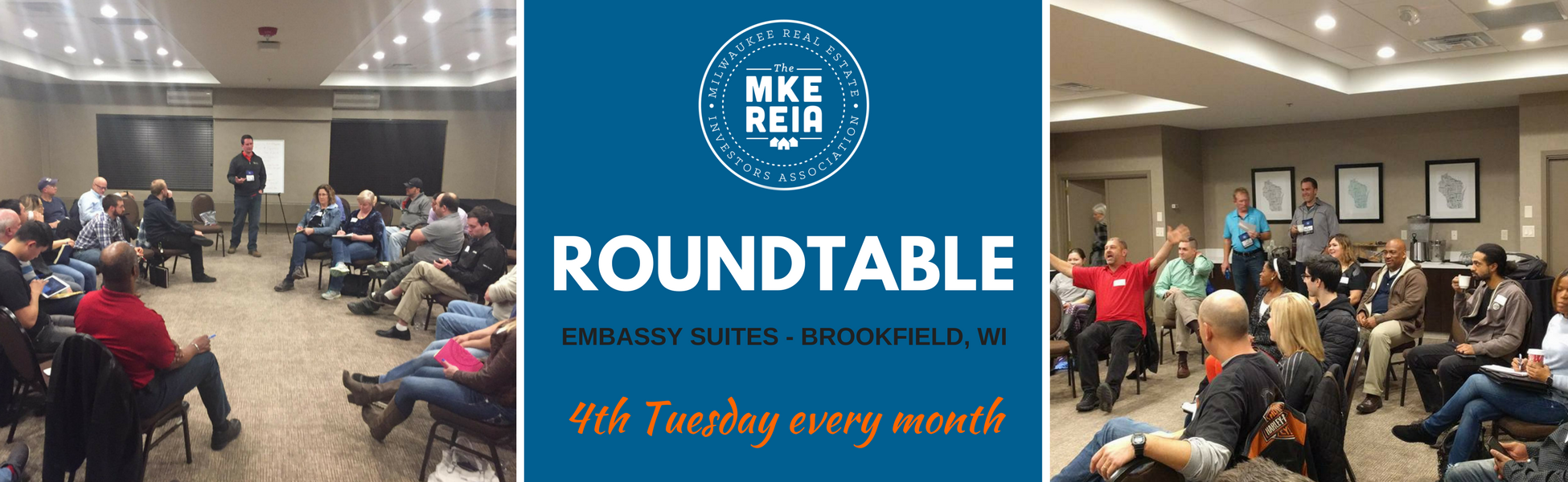 Milwaukee REIA | Roundtable | Real Estate Investing 101