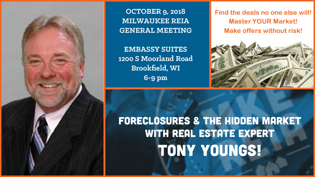 Tony Youngs | Foreclosures & the Hidden Market
