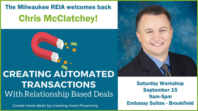 Creating Automated Transactions with Relationship Based Deals | Chris McClatchey