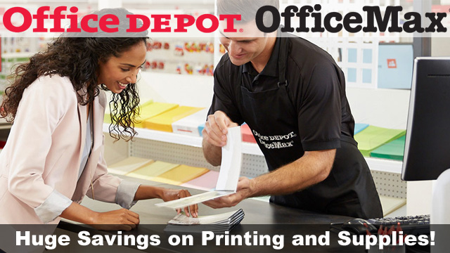 Join Milwaukee REIA and Get Super Discounts on Printing and Supplies from Office Depot/Office Max